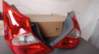 Задние фонари Hyundai accent 10 p2 хэтчбек за 10 000 тг. в Алматы