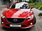 Mazda 6 2013 года за 6 800 000 тг. в Алматы – фото 3