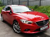 Mazda 6 2013 года за 6 800 000 тг. в Алматы