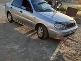 Chevrolet Lanos 2005 года за 1 100 000 тг. в Кызылорда – фото 3