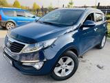 Kia Sportage 2012 года за 6 990 000 тг. в Алматы – фото 2