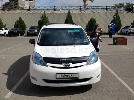 Toyota Sienna 2008 года за 7 500 000 тг. в Алматы – фото 6