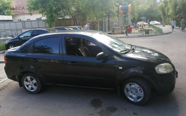 Chevrolet Aveo 2007 года за 2 000 000 тг. в Нур-Султан (Астана)