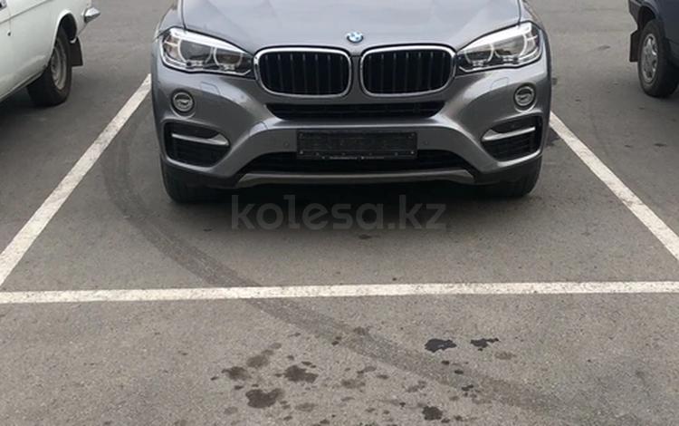 BMW X6 2017 года за 24 000 000 тг. в Жезказган