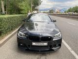 BMW 528 2014 года за 13 500 000 тг. в Алматы – фото 2