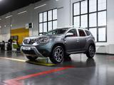 Renault Duster Style TCE CVT (4WD) 2021 года за 10 262 000 тг. в Экибастуз