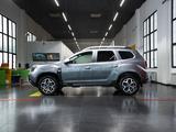Renault Duster Style TCE CVT (4WD) 2021 года за 10 262 000 тг. в Экибастуз – фото 3