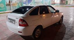 ВАЗ (Lada) 2172 (хэтчбек) 2013 года за 1 550 000 тг. в Кызылорда – фото 4