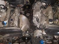Двигатель hyundai sonata 1998-2004 2.0 бензин (g4jp) за 170 000 тг. в Алматы