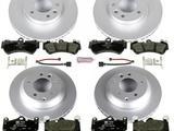 Комплект тормозных дисков с колодками, отличное качество гарантия год! за 85 000 тг. в Нур-Султан (Астана)