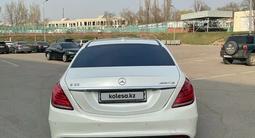 Mercedes-Benz S 63 AMG 2014 года за 32 000 000 тг. в Алматы – фото 4