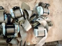 Ремень (ремни) безопасности б y, для Nissan Presage (Пресаж) за 777 тг. в Алматы