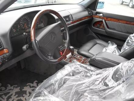 Mercedes-Benz S 600 1998 года за 4 350 000 тг. в Алматы – фото 5