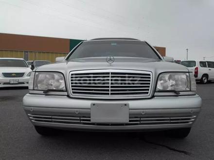 Mercedes-Benz S 600 1998 года за 4 350 000 тг. в Алматы – фото 2