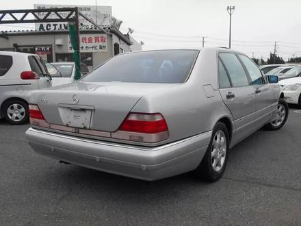 Mercedes-Benz S 600 1998 года за 4 350 000 тг. в Алматы – фото 4