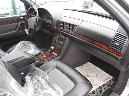 Mercedes-Benz S 600 1998 года за 4 350 000 тг. в Алматы – фото 7