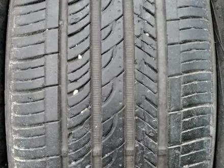 Комплект разноразмерных шин 245/40/18_265/35/18 roadstone за 60 000 тг. в Алматы