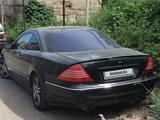 Mercedes-Benz CL 500 2002 года за 3 100 000 тг. в Алматы – фото 3