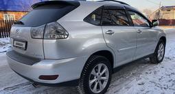 Lexus RX 350 2008 года за 8 200 000 тг. в Усть-Каменогорск – фото 4
