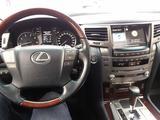 Lexus LX 570 2013 года за 21 500 000 тг. в Семей – фото 5