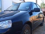 ВАЗ (Lada) Kalina 1118 (седан) 2010 года за 1 200 000 тг. в Атырау – фото 3