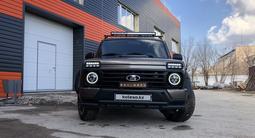 ВАЗ (Lada) 2121 Нива 2019 года за 4 800 000 тг. в Караганда – фото 3