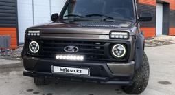 ВАЗ (Lada) 2121 Нива 2019 года за 4 800 000 тг. в Караганда – фото 4