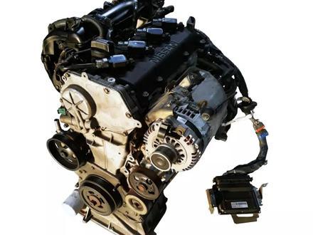 Двигатель Nissan X-Trail, QR20 за 260 000 тг. в Усть-Каменогорск – фото 2