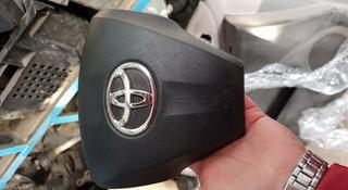 Подушки безопасности airbag corolla 2011 SE за 1 111 тг. в Алматы