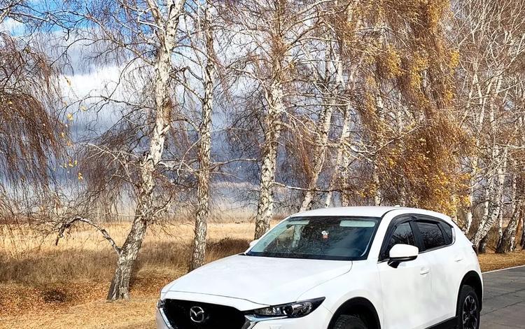 Mazda CX-5 2018 года за 10 500 000 тг. в Павлодар
