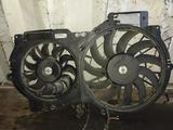 Вентиляторы радиатора Ауди а6 с6 (2004-2011) за 50 000 тг. в Алматы