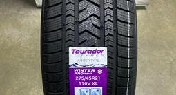 275/45R21 110V XL 315/40R21 115V XL — Бренд Tourador WINTER PRO TSU1 за 340 000 тг. в Алматы – фото 2