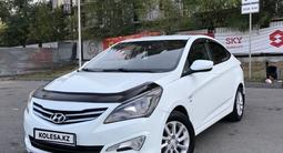 Hyundai Accent 2015 года за 4 600 000 тг. в Алматы – фото 2