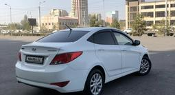 Hyundai Accent 2015 года за 4 600 000 тг. в Алматы – фото 4