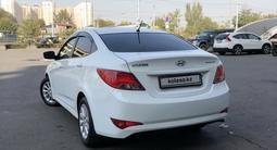 Hyundai Accent 2015 года за 4 600 000 тг. в Алматы – фото 5