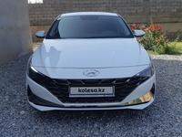 Hyundai Elantra 2021 года за 12 000 000 тг. в Шымкент