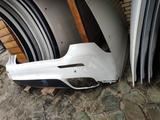 Задний бампер BMW x6 (e71) за 40 000 тг. в Алматы – фото 3