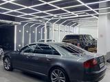 Audi S8 2007 года за 12 000 000 тг. в Алматы – фото 5