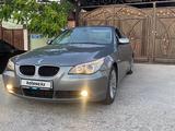 BMW 530 2005 года за 4 850 000 тг. в Шымкент – фото 3