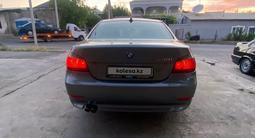 BMW 530 2005 года за 4 850 000 тг. в Шымкент – фото 4