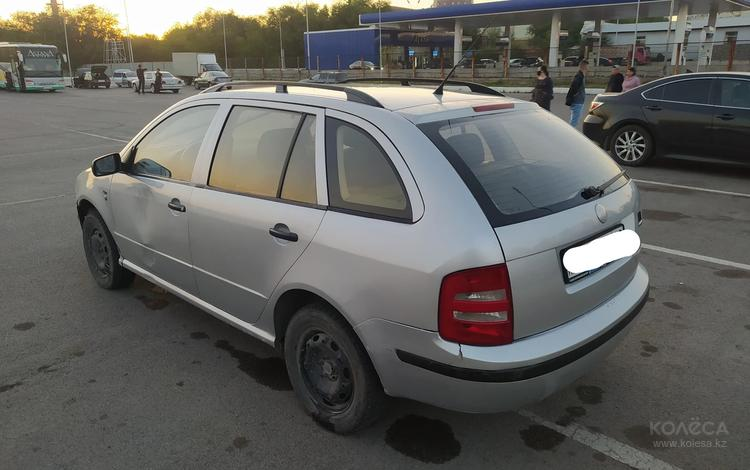 Skoda Fabia 2002 года за 950 000 тг. в Алматы