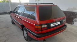 Volkswagen Passat 1993 года за 1 500 000 тг. в Тараз – фото 4