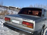 ВАЗ (Lada) 2107 2010 года за 1 100 000 тг. в Караганда – фото 5