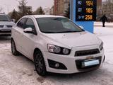 Chevrolet Aveo 2014 года за 3 500 000 тг. в Нур-Султан (Астана)