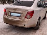 Chevrolet Aveo 2014 года за 3 500 000 тг. в Нур-Султан (Астана) – фото 4