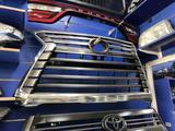 Lexus Lx 570 решетка радиатора б/у за 180 000 тг. в Кызылорда