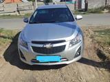 Chevrolet Cruze 2012 года за 4 000 000 тг. в Нур-Султан (Астана) – фото 3