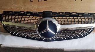Решётка радиатора на Mercedes C w205 diamond за 124 600 тг. в Алматы