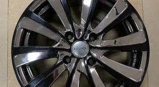 Диски легкосплавные R16 (Corolla, Nissan Tiida) за 18 000 тг. в Уральск