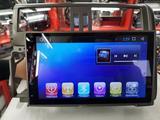 Штатное головное устройство Toyota LC Prado150(до 2013) на базе Android 7.1 за 120 000 тг. в Нур-Султан (Астана) – фото 3